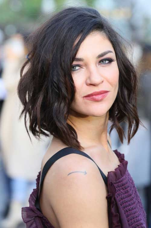 Celebrities Short Hairstyles-14