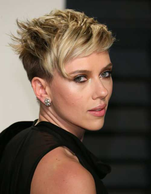 Celebrities Short Hairstyles-15