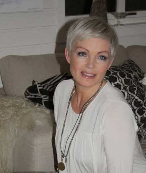 Older Women Short Haircuts-6