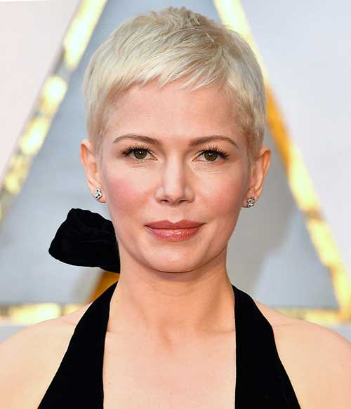 Celebrities Short Hairstyles-8