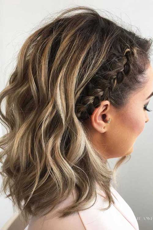 Braided Short Hairstyles-9