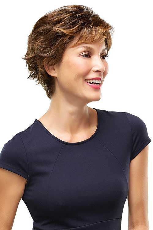 Best Older Women Short Haircuts