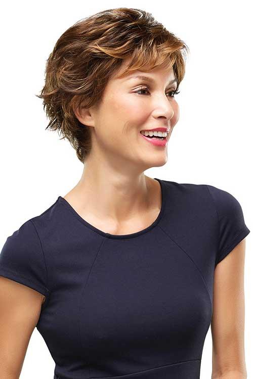Best Older Women Short Haircuts