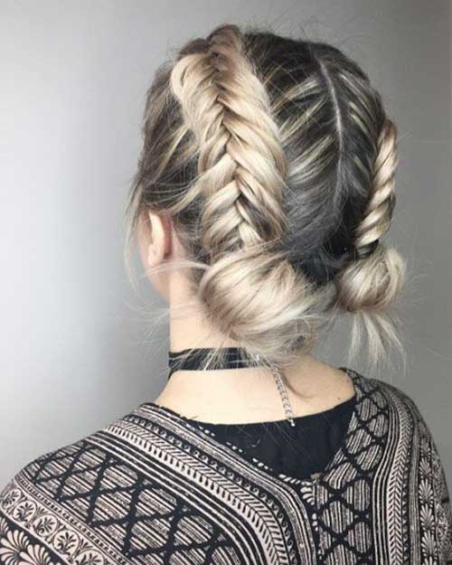 Must-Try Braided Short Hairstyle Guide for Girls | Short Hairstyles ...