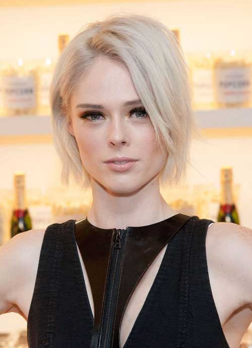 Celebrities Short Hair