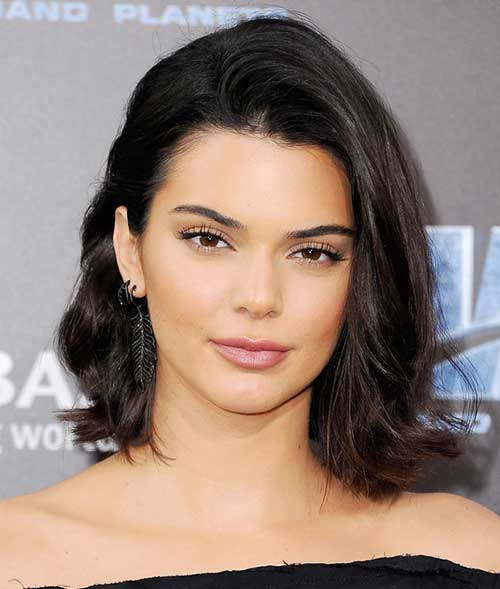 Gorgeous Fall Celebrity Hairstyles - Hairstyles Ideas