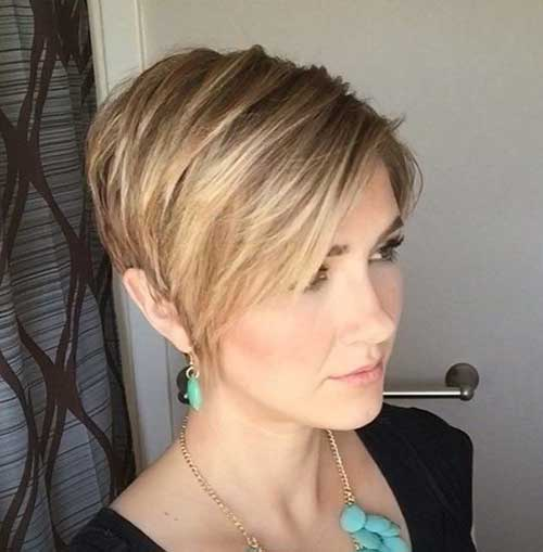 Stylish Older Women with Short Haircuts | Short Hairstyles 2017 ...
