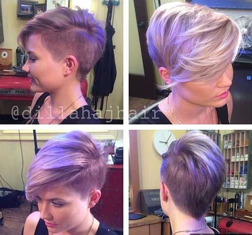 Pixie Hair Styles for Women