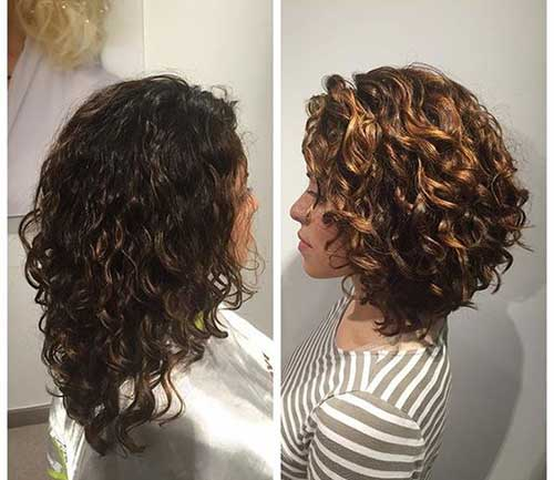 Long Bob For Curly Hair