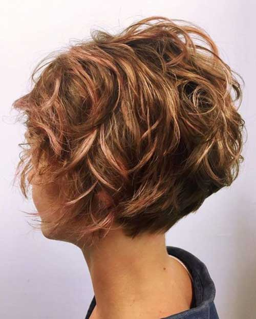 Highlights for Short Hair-10