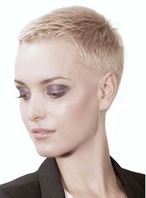 Super Short Haircuts-10