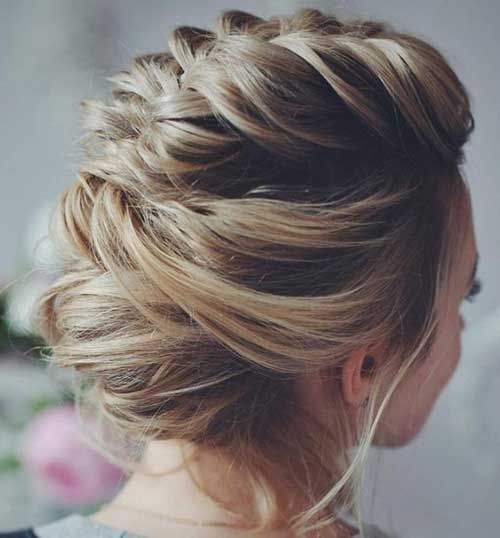 Wedding Short Hairstyles-10
