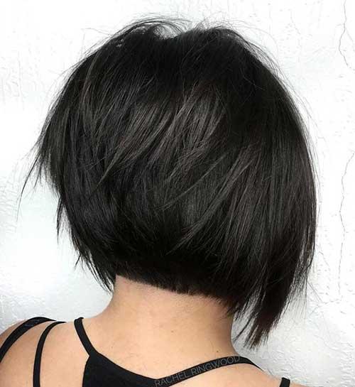 Brunette Short Haircuts-11