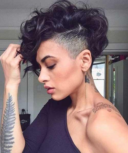 Curly Pixie Cuts-11