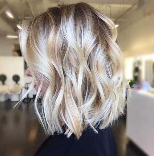 Highlights for Short Hair-12