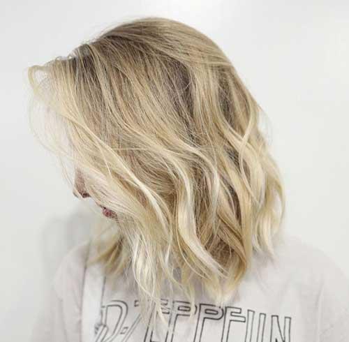 Wavy Short Hairstyles-12
