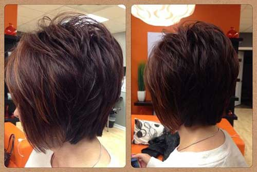 Brunette Short Haircuts-13