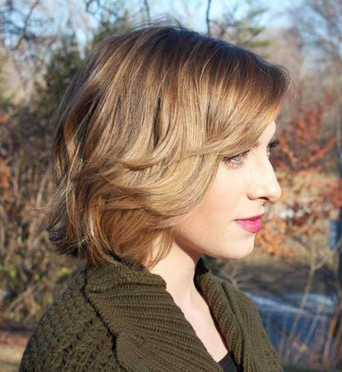 Cute Short Hairstyles-14