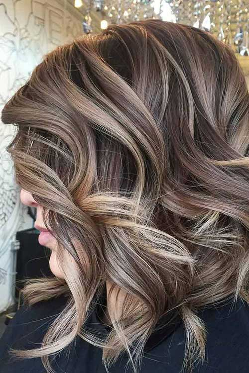 Highlights for Short Hair-14