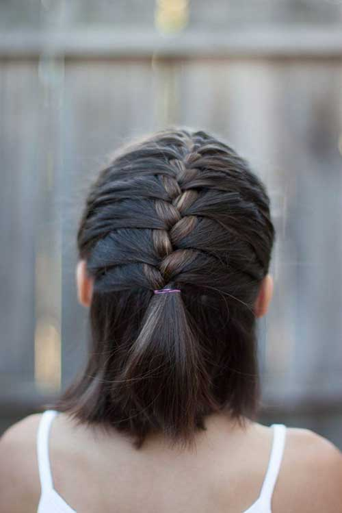 Braided Short Hairstyles-15