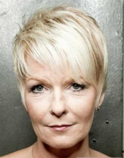 Really Modern Short Hairstyles for Older Women | Short Hairstyles ...