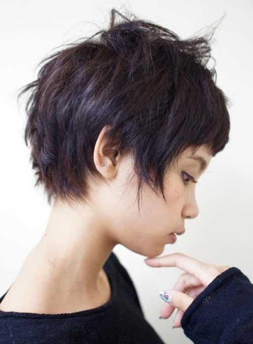 Really Famous Short Layered Haircuts For Women Short