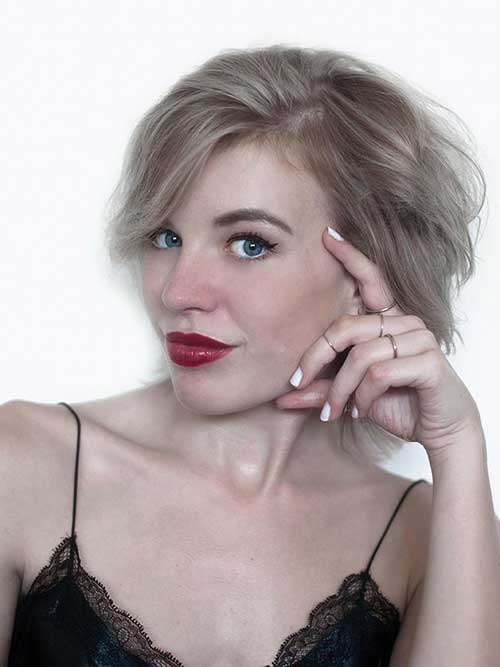 Cute Short Hairstyles-6