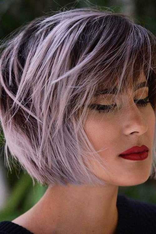 Short Hair Color Ideas-7