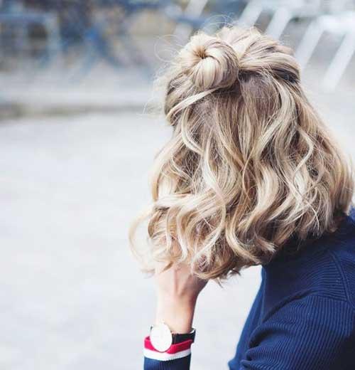 Wavy Short Hairstyles-7