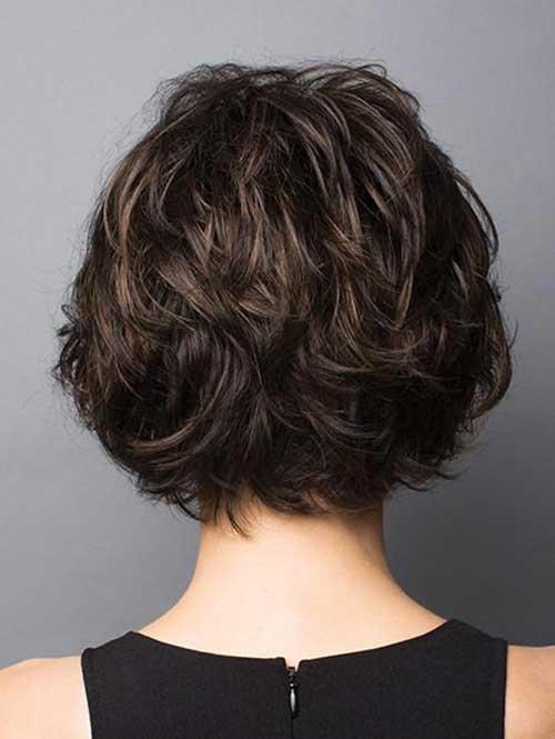 Brunette Short Haircuts-8