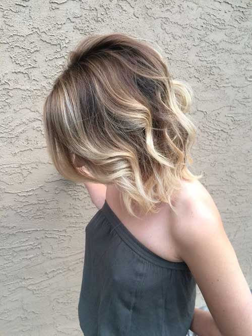 Highlights for Short Hair-8