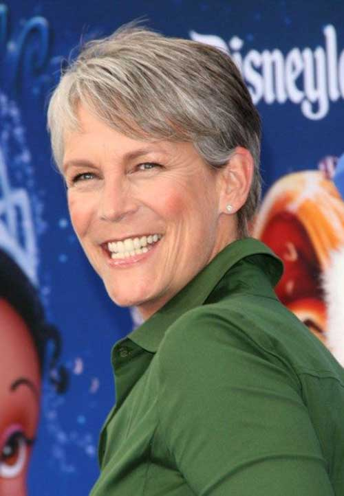 Short Hairstyles for Older Women-8