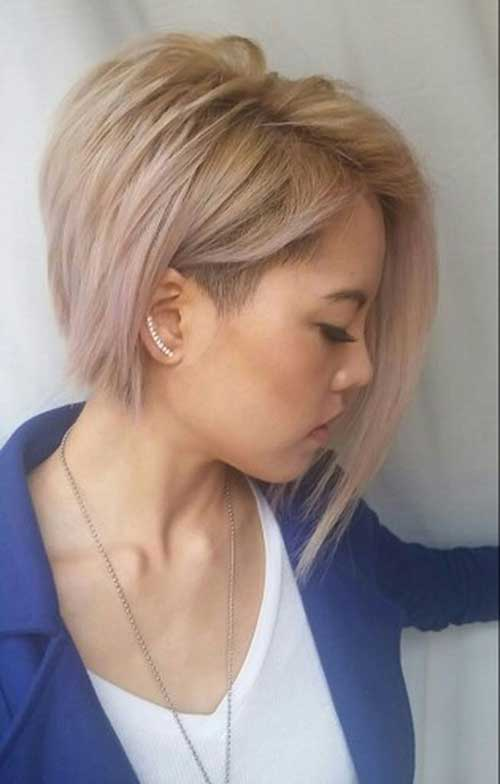 Inverted Bob Haircuts For New And Cool Style