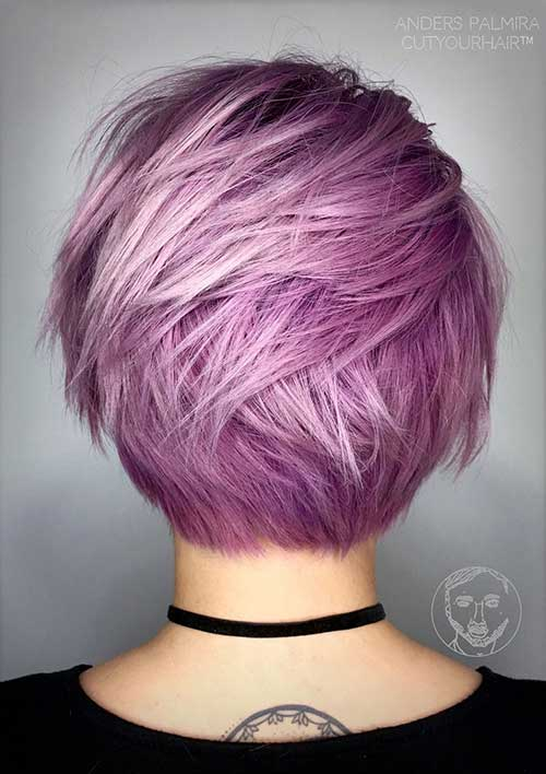 Hair Colors for Short Hair