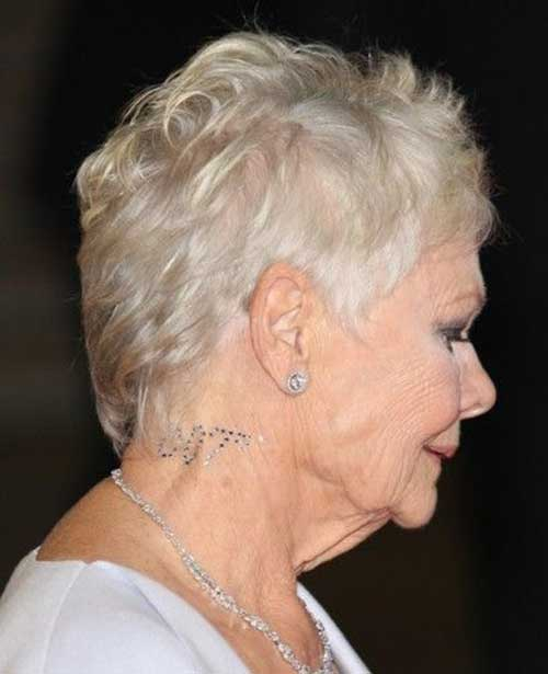Short Hair Cuts for Older Women
