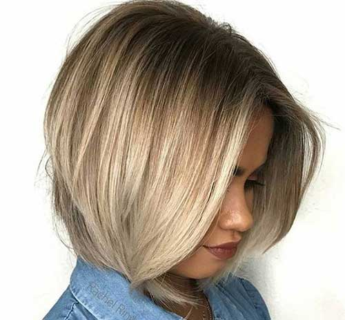 Short Hair Highlights 2017