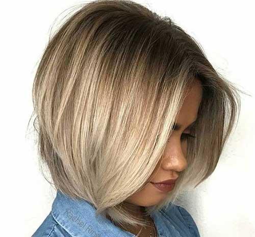 Short Hair Highlights 2017