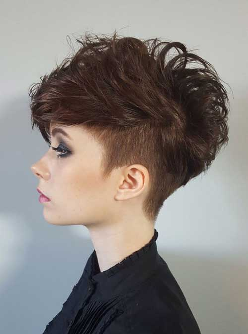 stylish haircuts for short hair trendy hairstyles hairstyles 2017 2018 5927 | Short Trendy Haircut