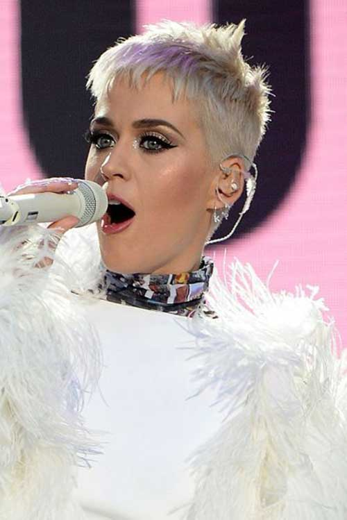 Super Short Haircuts Women