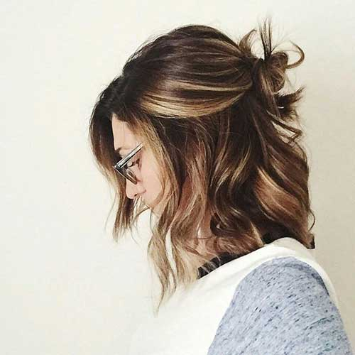 Trendy Short Hair Ideas