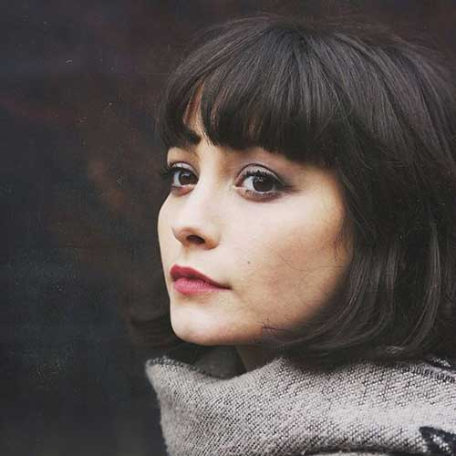 French Style Short Haircuts-10