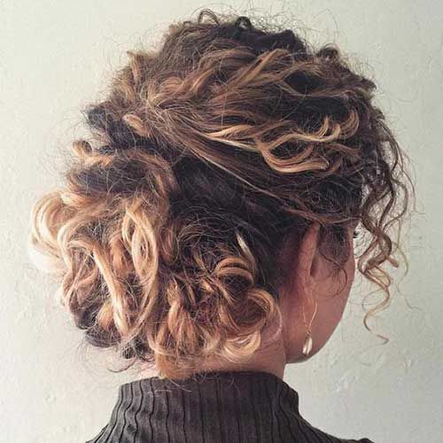 Short Haircuts for Curly Hair-12
