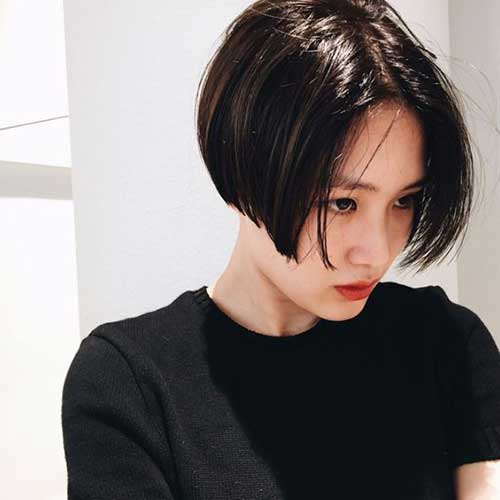Straight Short Hairstyles-8