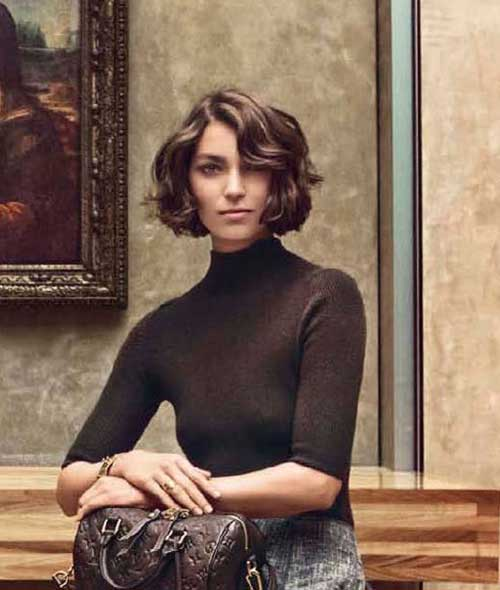 French Style Short Hair Cuts