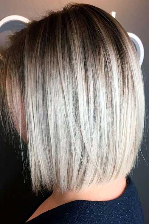 Frisuren Kurz Feines Haar
