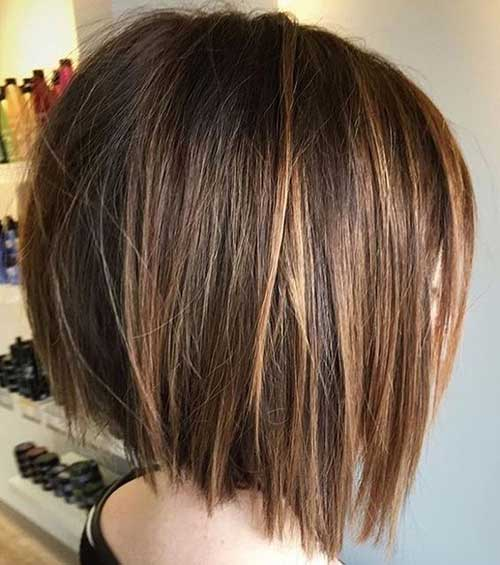 Perfect Hair Colors For Short Haircuts Short Hairstyles