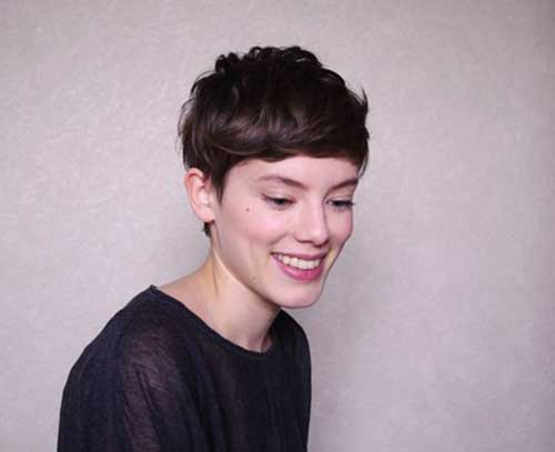 Short Haircuts French Style