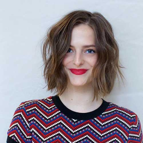 Wavy Short Haircuts