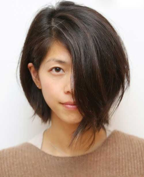 Asymmetrical Short Haircuts-11