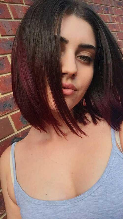 Short Brown Haircuts-11
